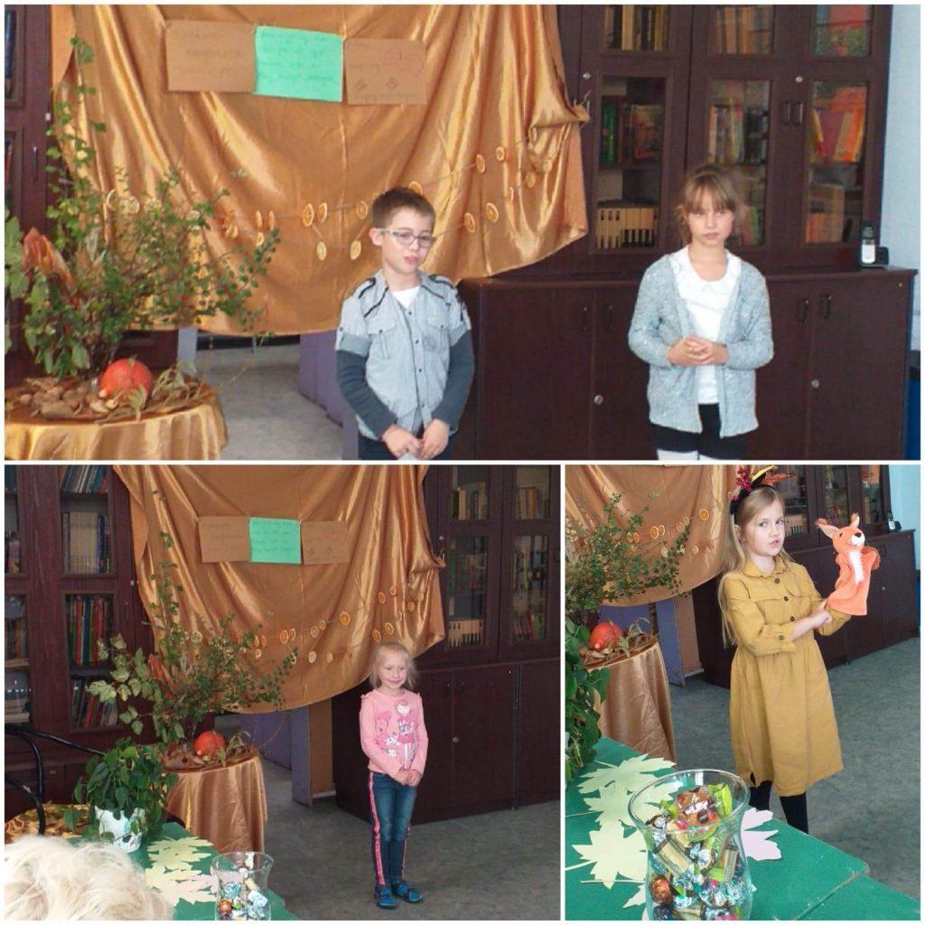 Konkurs Recytatorski Jesień W Poezji Szkoła Podstawowa